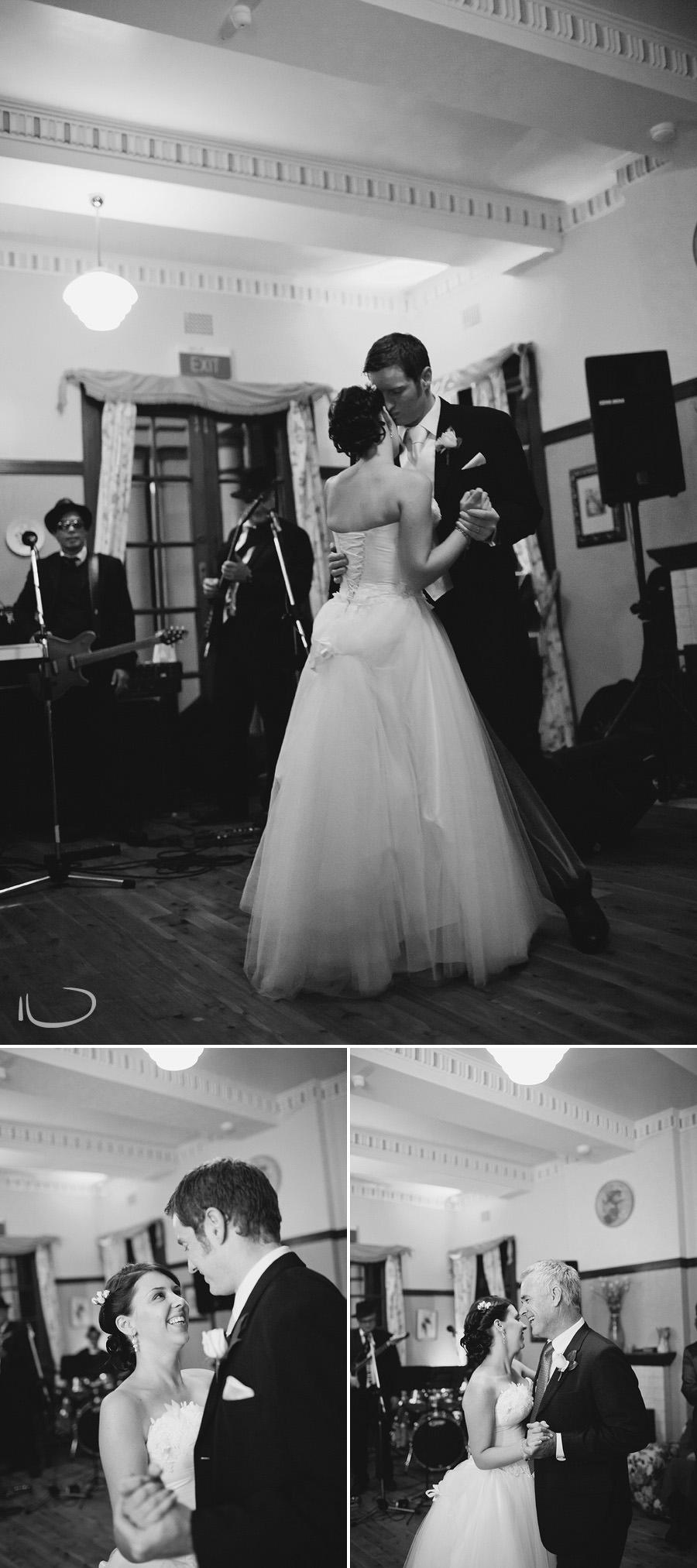 Sydney Wedding Photography: Bridal waltz