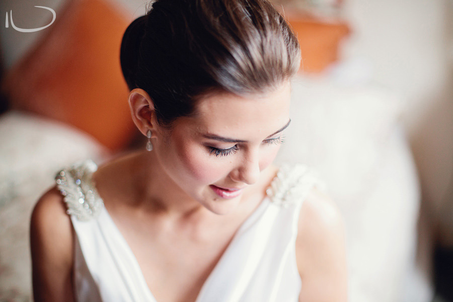 Wedding Photography Sydney: Beautiful bride portrait
