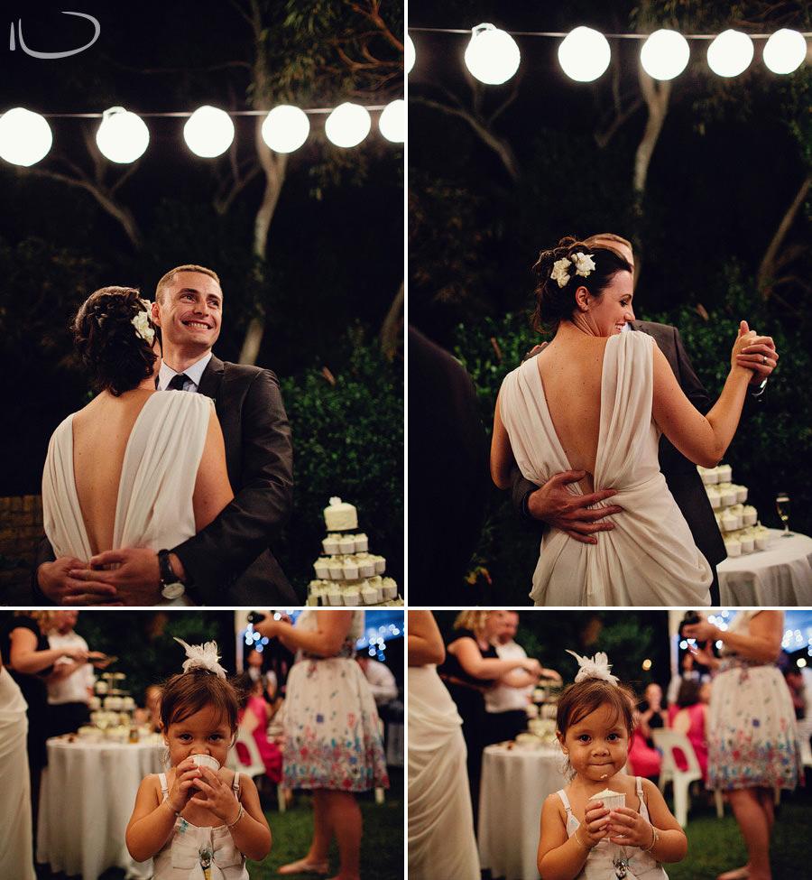 Wedding Photojournalist Sydney: First dance