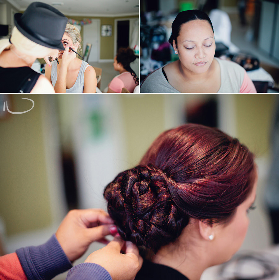 Bayview Wedding Photography: Bridesmaids getting ready