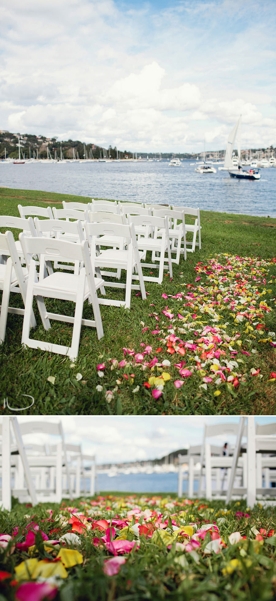 Seaforth Wedding Photographer: Ellery's Punt Reserve Ceremony