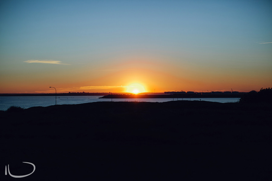 Sydney Sunset Photography: Sunset at La Perouse