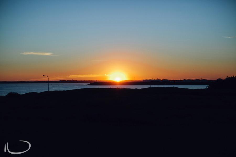 Sydney Sunset Photography: Sunset at La Perouse