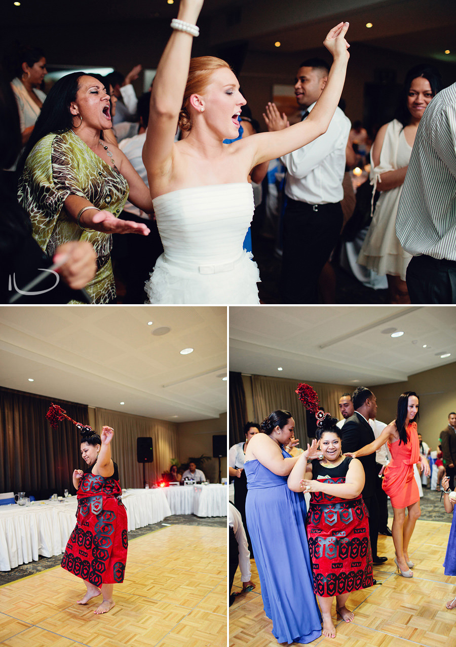 Tongan Wedding Photographer: Traditional Tongan dance