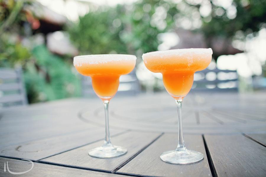 Fiji Travel Photography: Engagement Cocktails