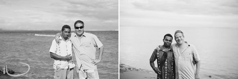Fiji Travel Photography: The Boy with Sam & Tay