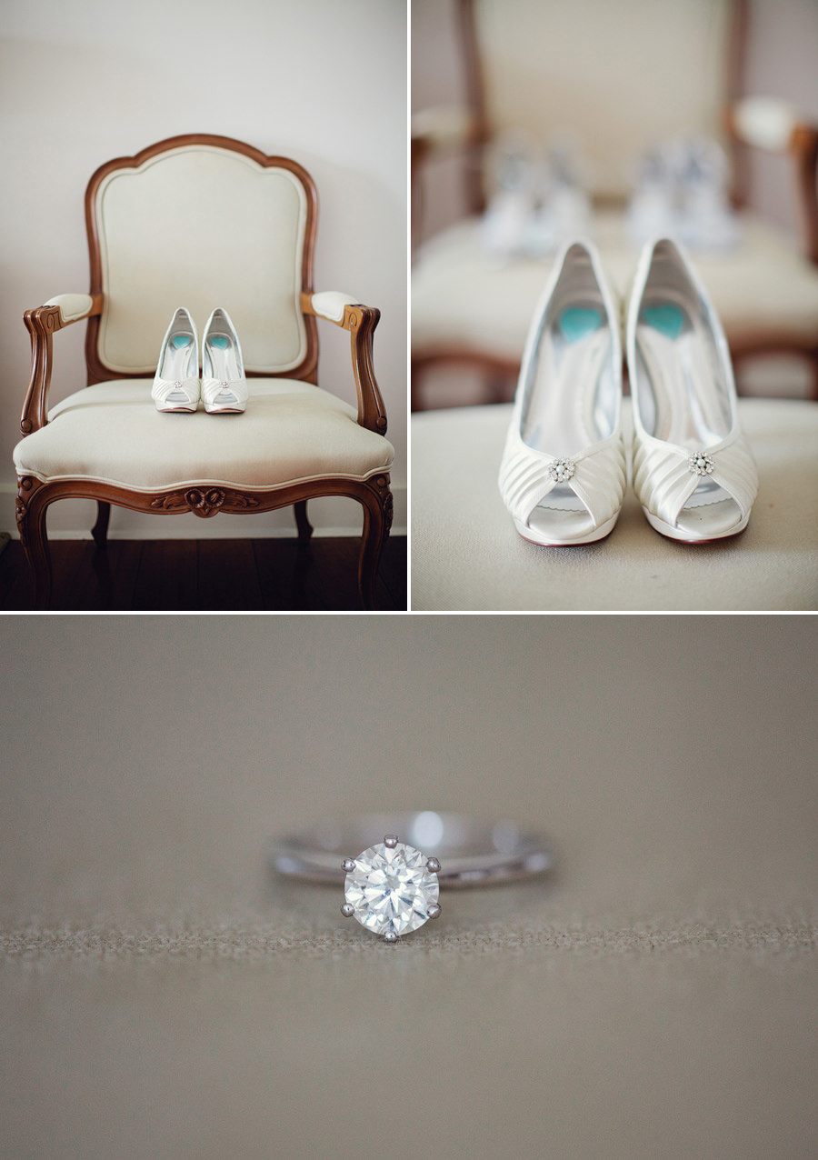 Fiji Wedding Photographers: Bride's shoes