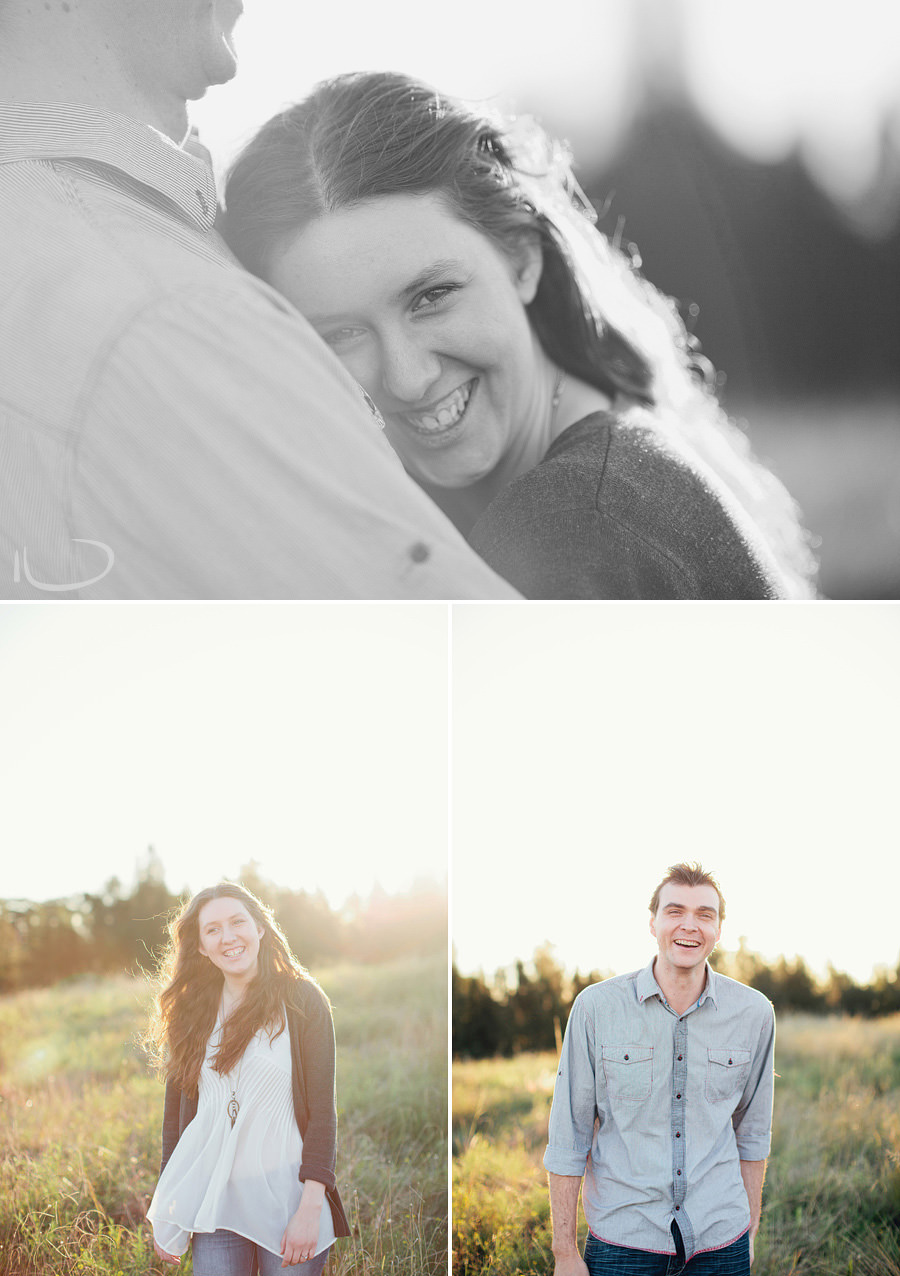 Olympic Park Engagement Photographer: Fun engagement session