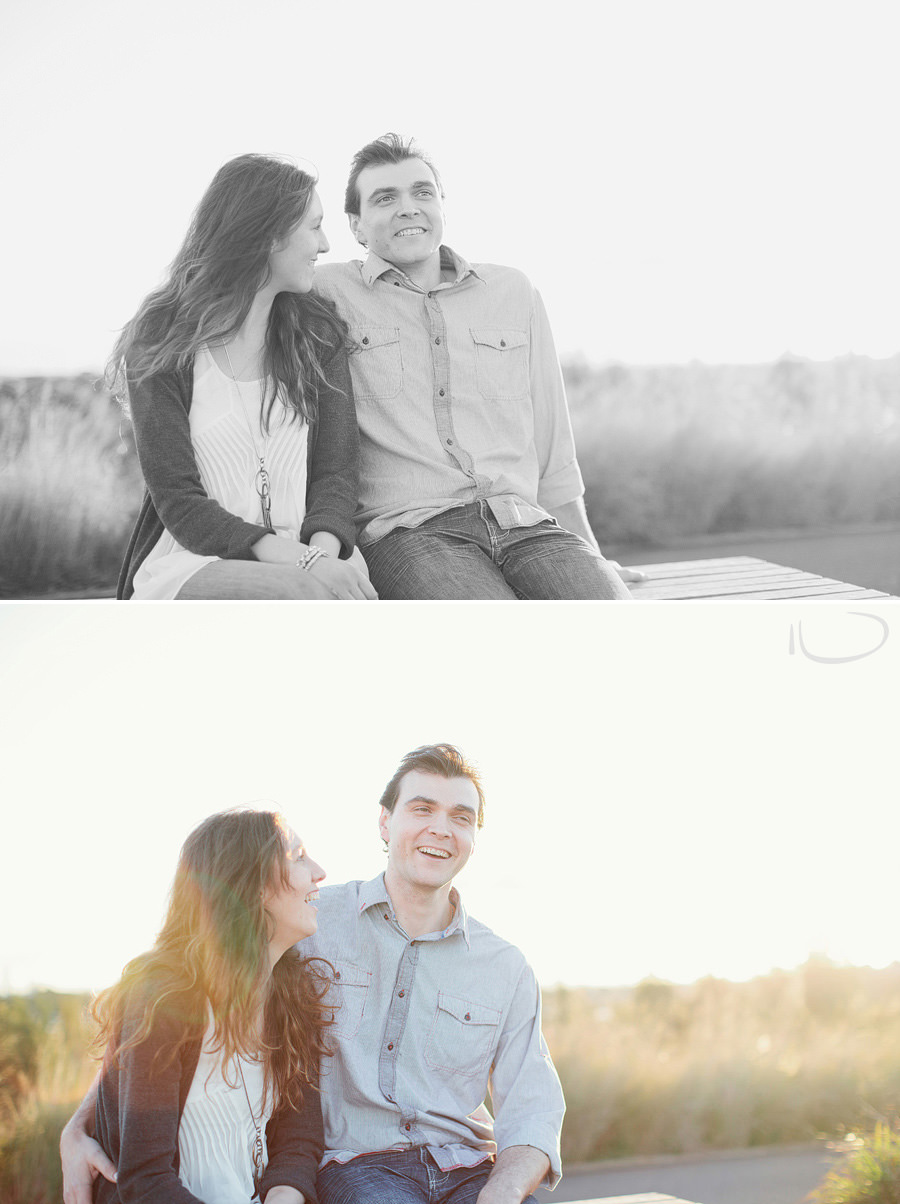 Olympic Park Engagement Photographers: Romantic engagement session
