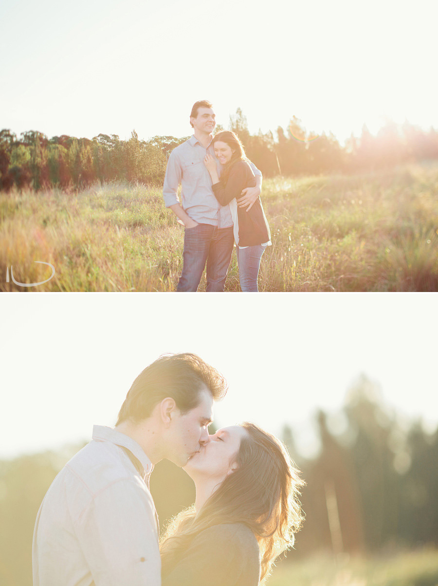 Sydney Engagement Photographer: Romantic couple portraits