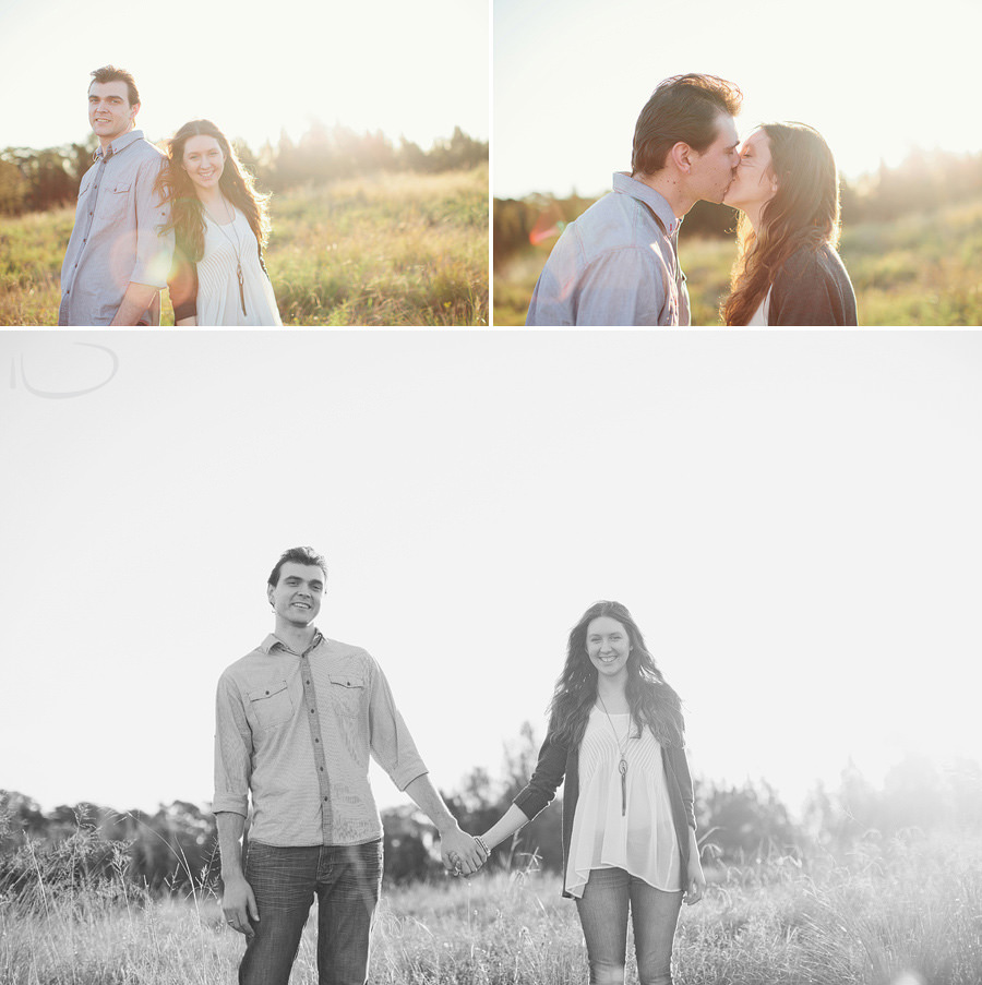 Sydney Engagement Photographers: Sweet couple session
