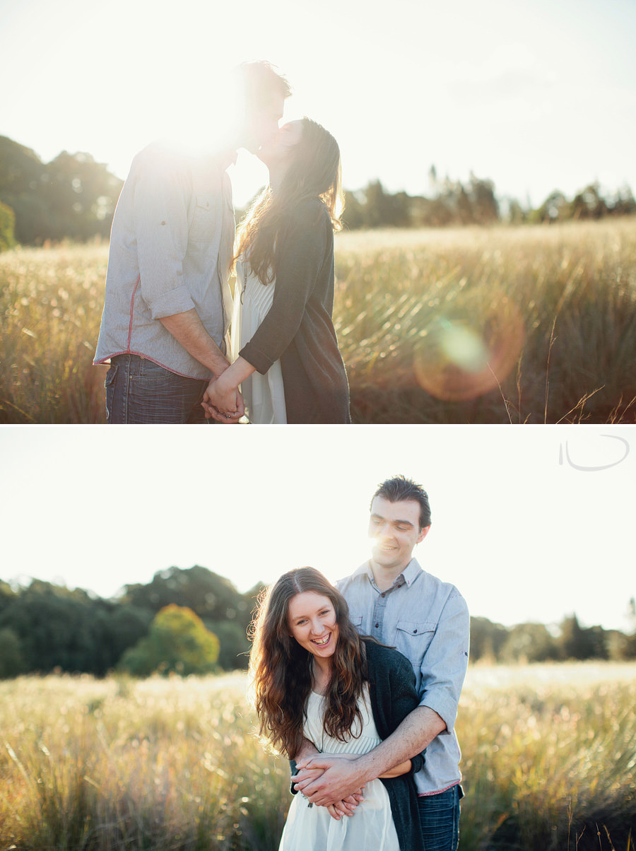 Sydney Engagement Photography: Fun session