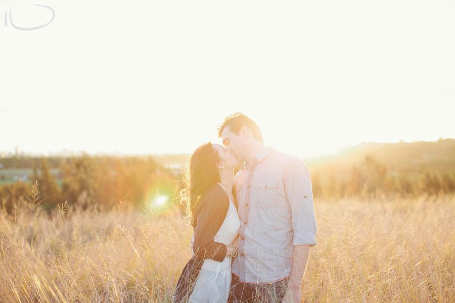 Sydney Wedding Photographer: Romantic engagement session