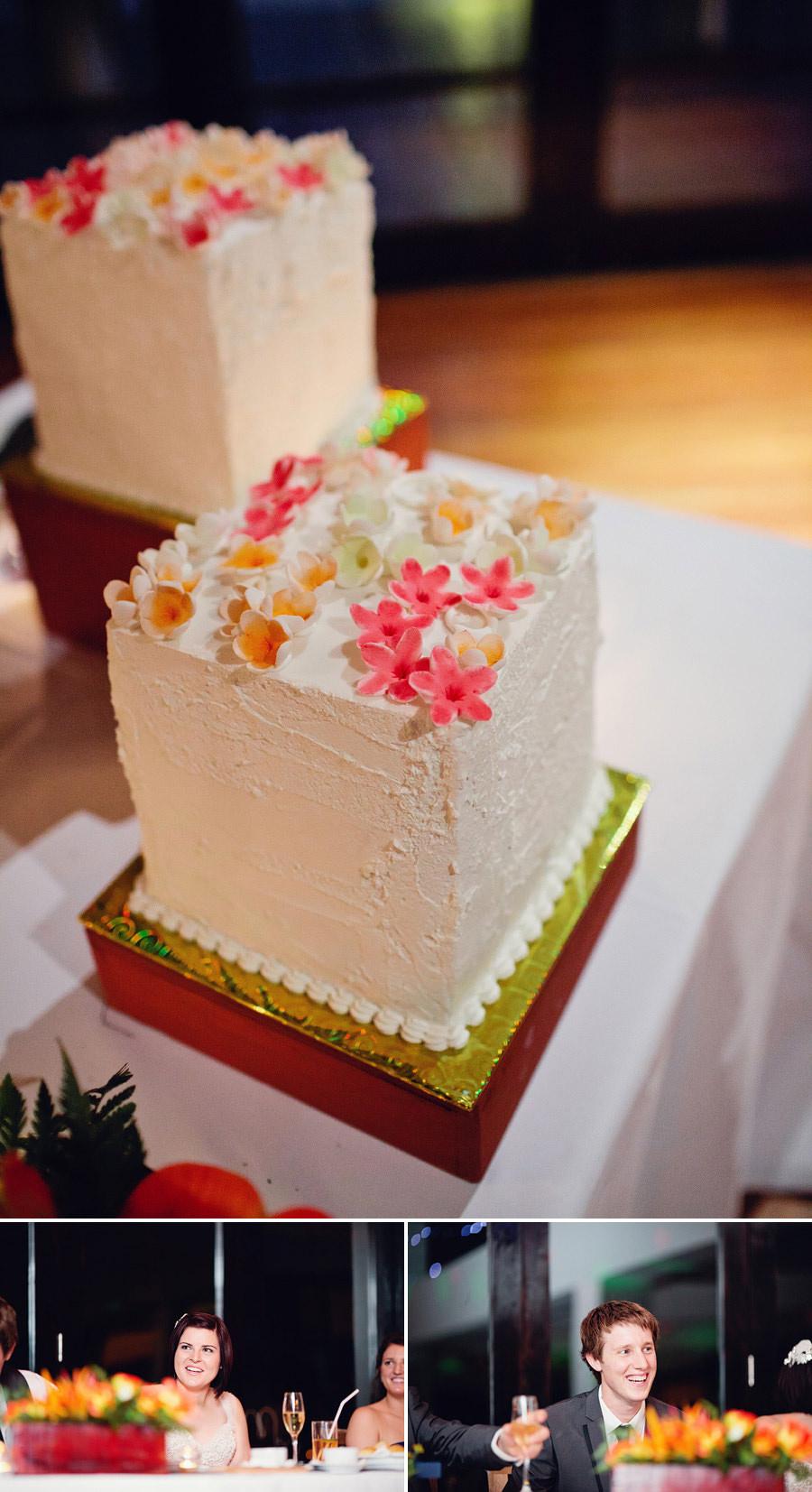 Viti Levu, Fiji Wedding Photographer: Cake