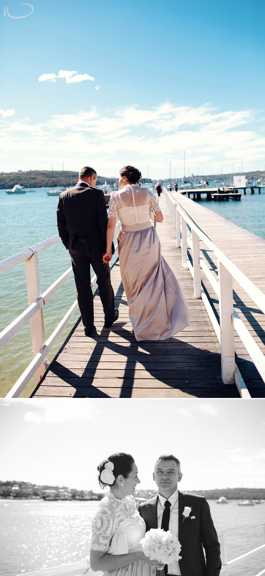 Balmoral Wedding Photographer: Bride & Groom portraits