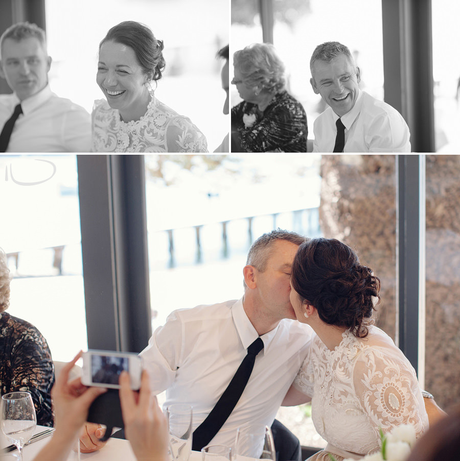 Public Dining Room Wedding Photographers: Intimate Wedding