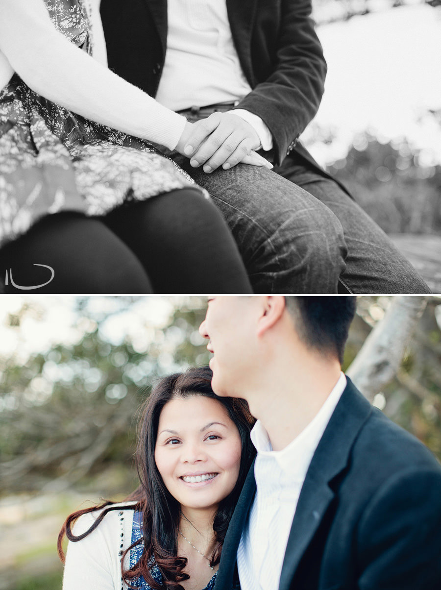 Sydney Engagement Photographers: Stephanie & Dean at Balmoral