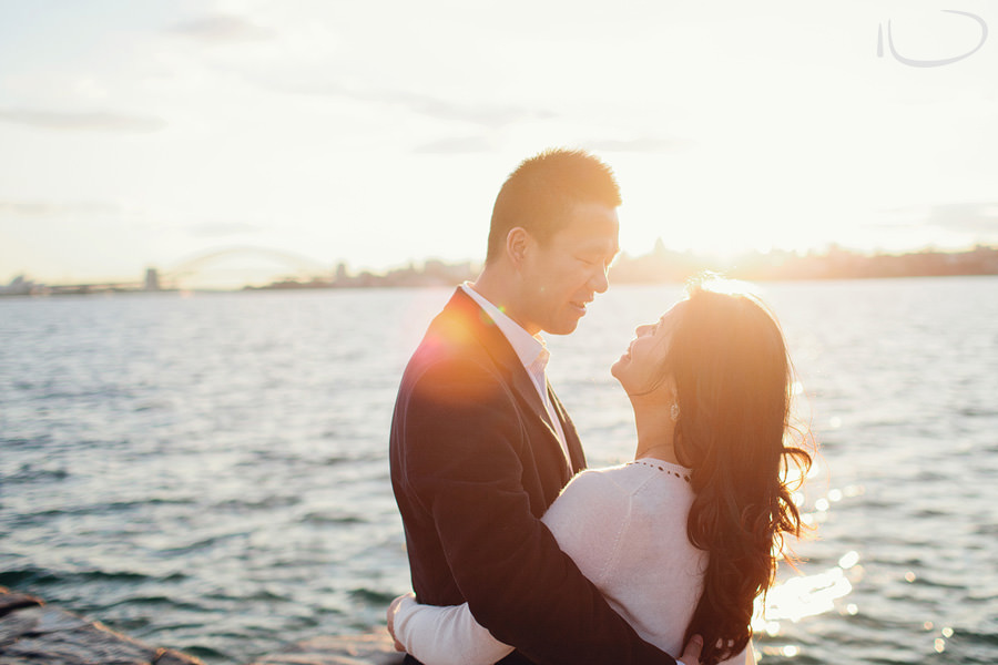 Sydney Wedding Photographers: Bradleys Head engagement session