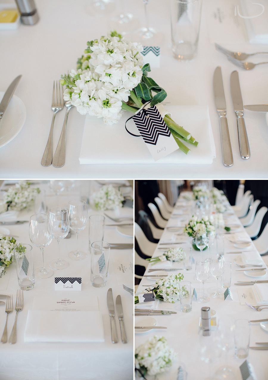 Sydney Wedding Photographers: Balmoral Public Dining Room