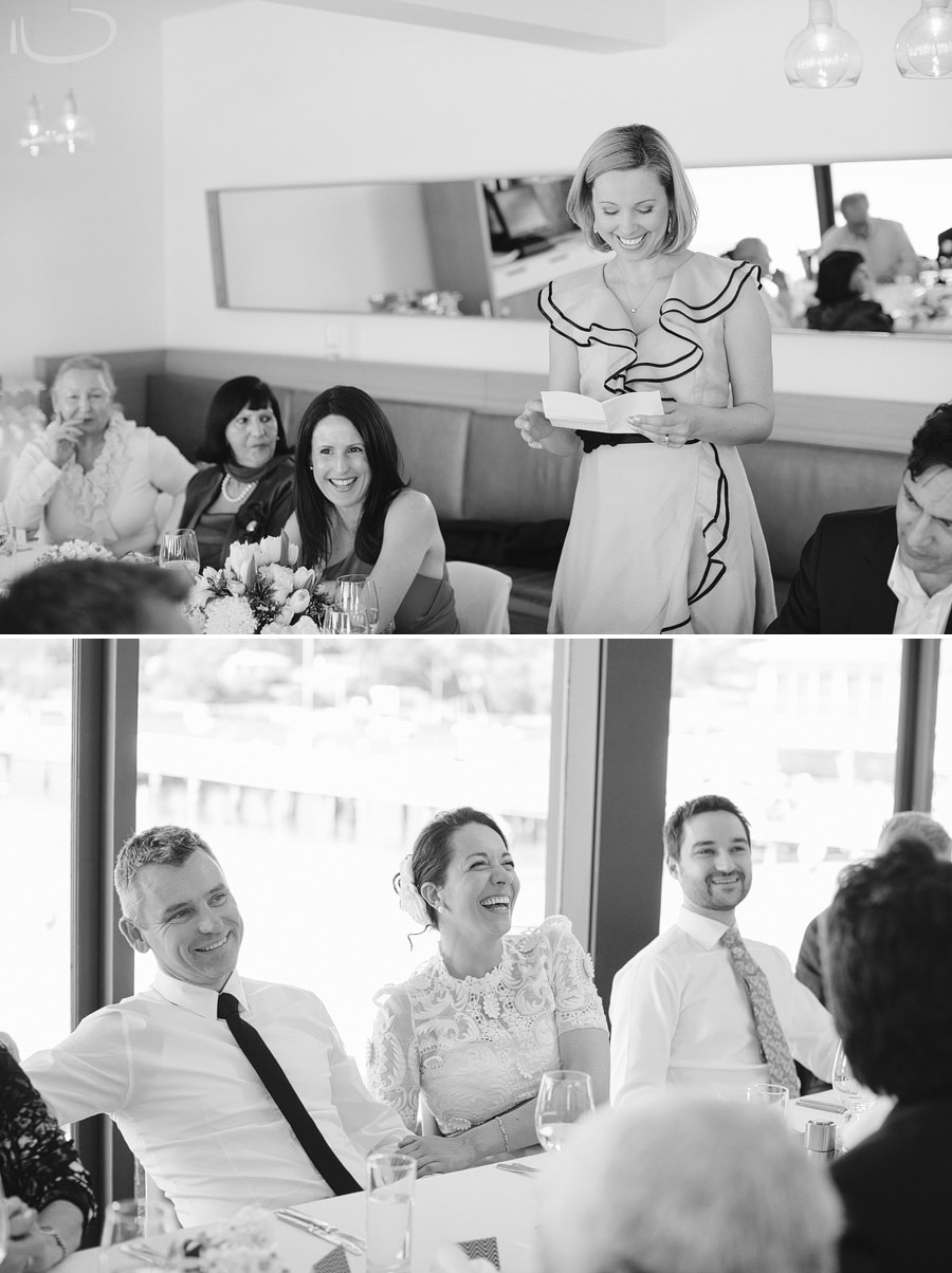 Sydney Wedding Photography: Speeches