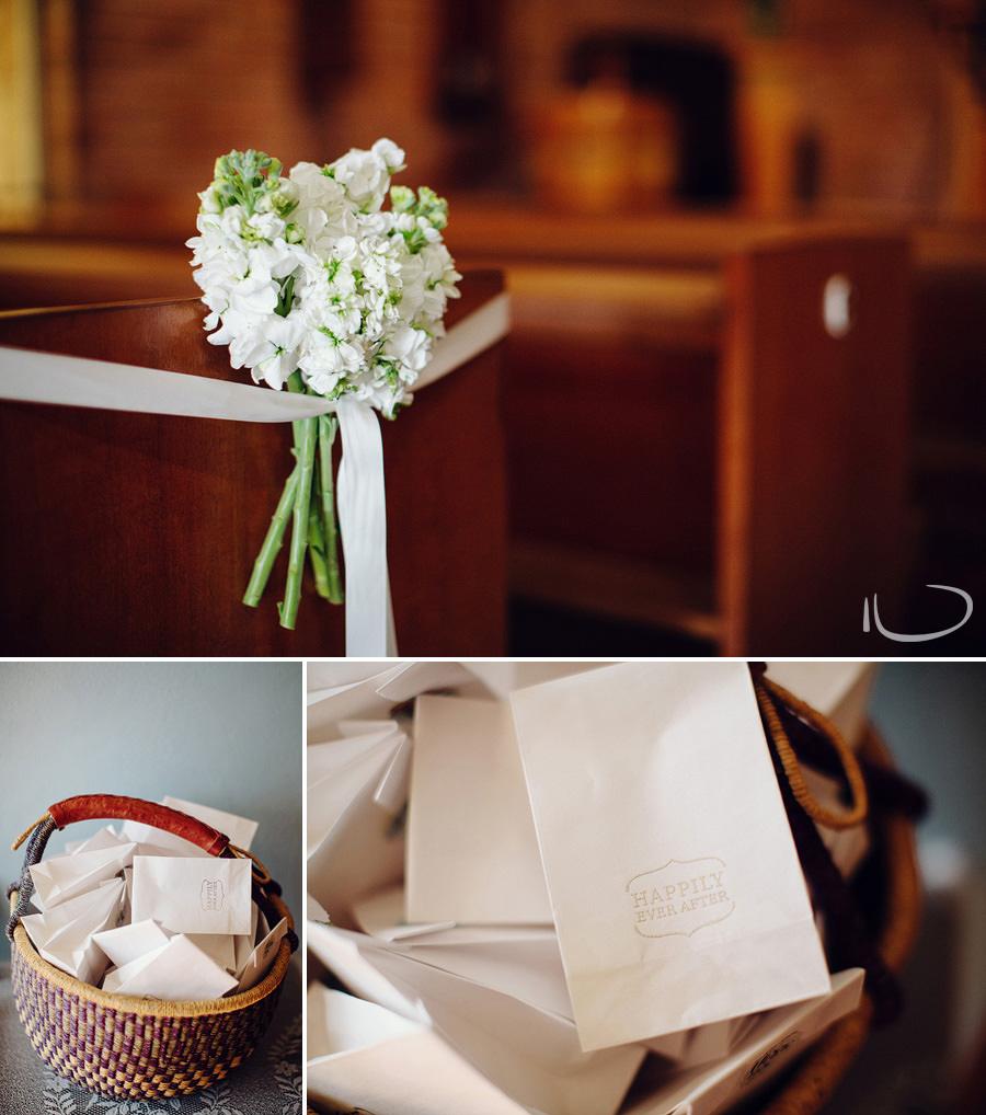 Vaucluse Wedding Photographers: Aisle bouquets