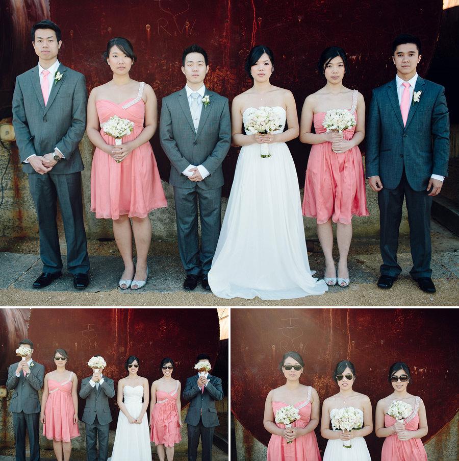 Balmain Wedding Photographers: Bridal Party