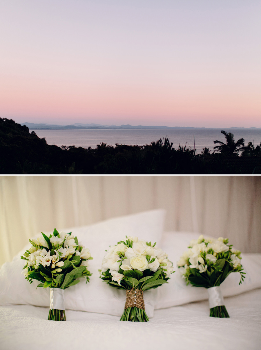 Byron Bay Wedding Photographer: Pre-dawn