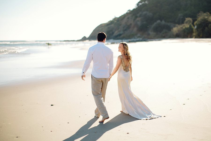 Byron Bay Wedding Photographer: Kathryn & Brett