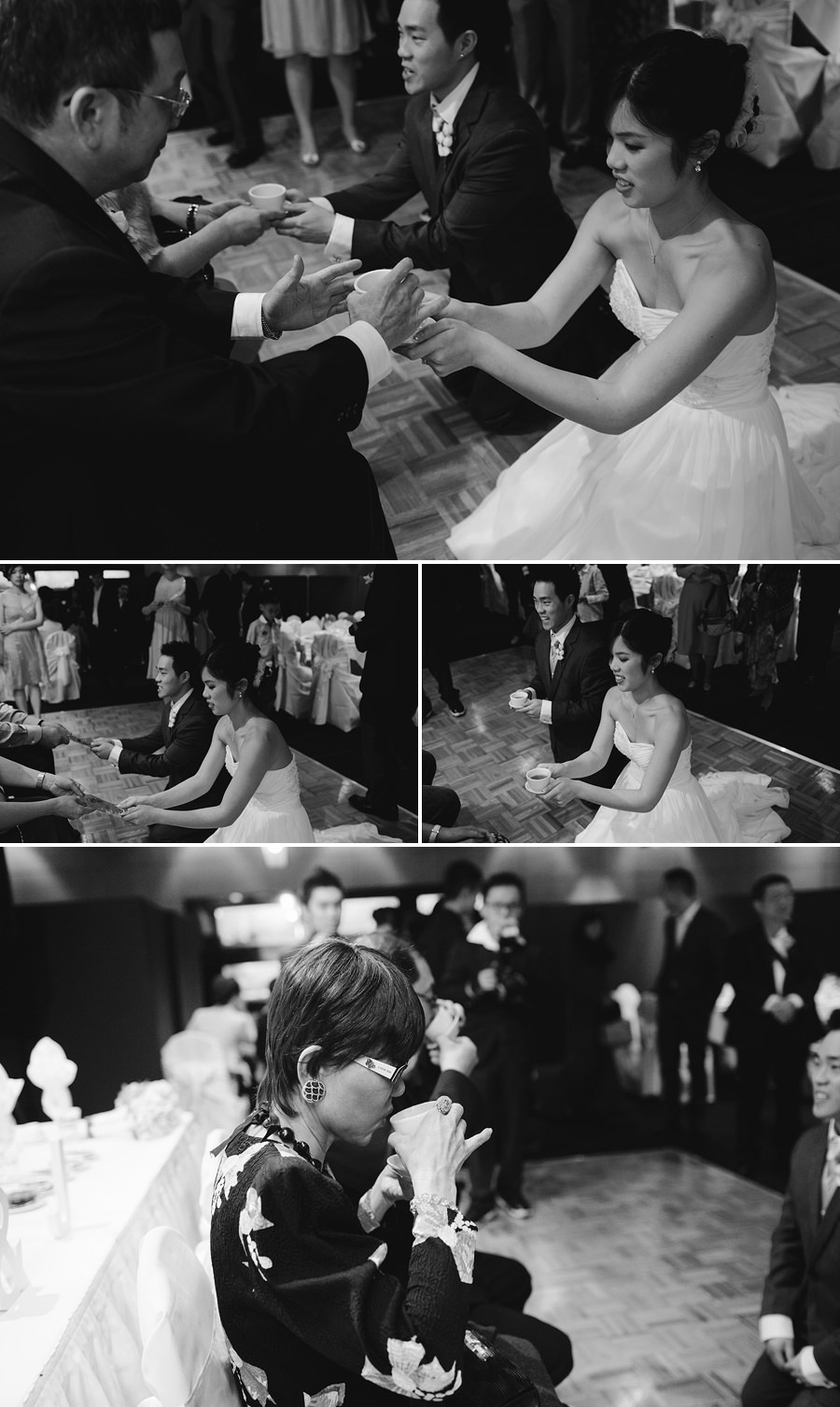Chinese Wedding Photographer: Tea Ceremony