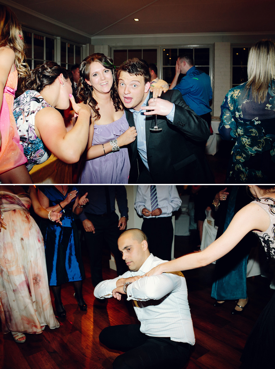 Creative Wedding Photographers: Fun on the dancefloor