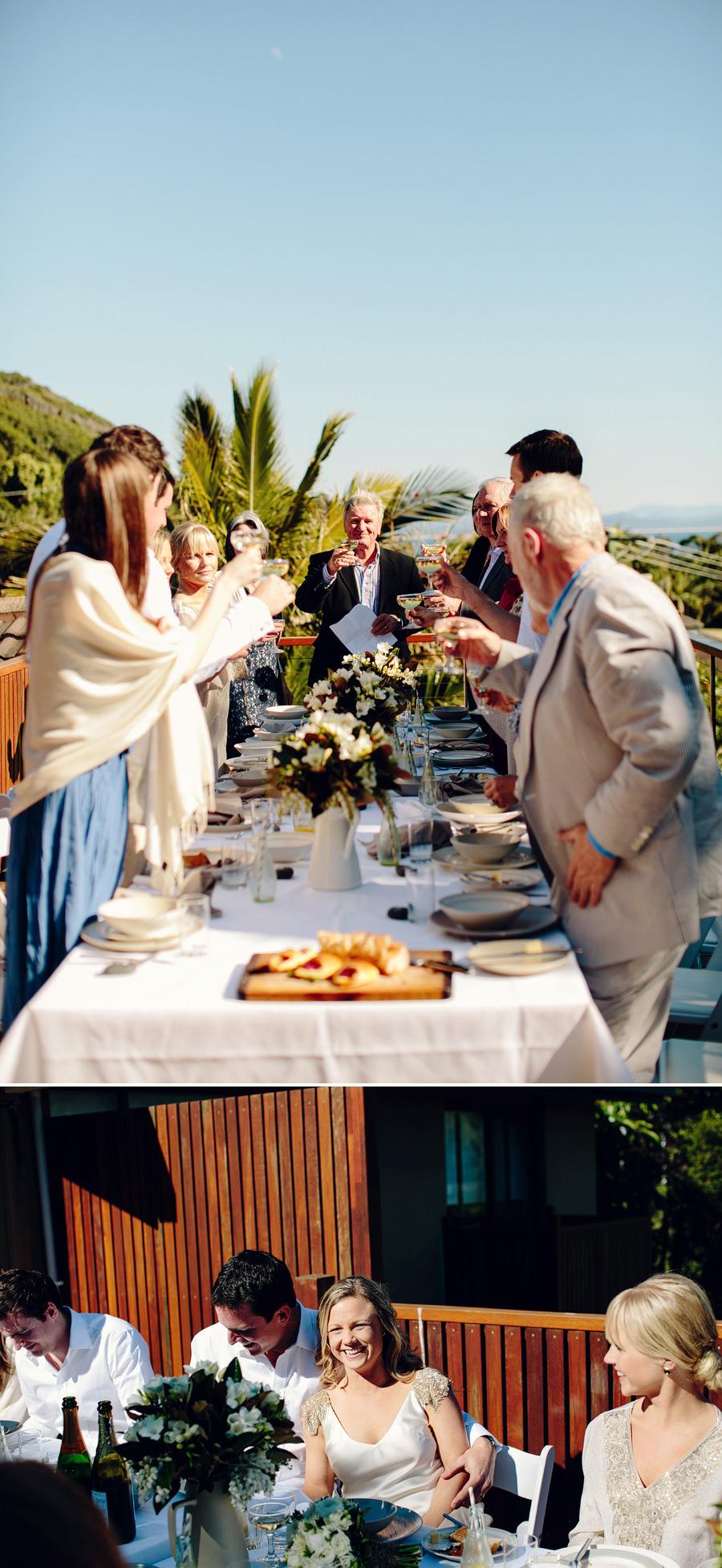 Fresh Wedding Photography: Toast