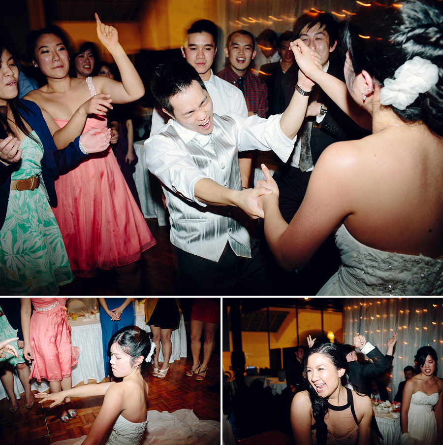 Fun Wedding Photographer: Epic dancefloor