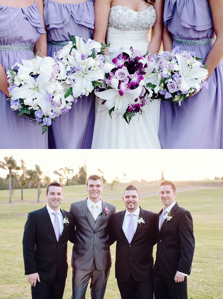 Kurrajong Wedding Photographer: Groom & Groomsmen