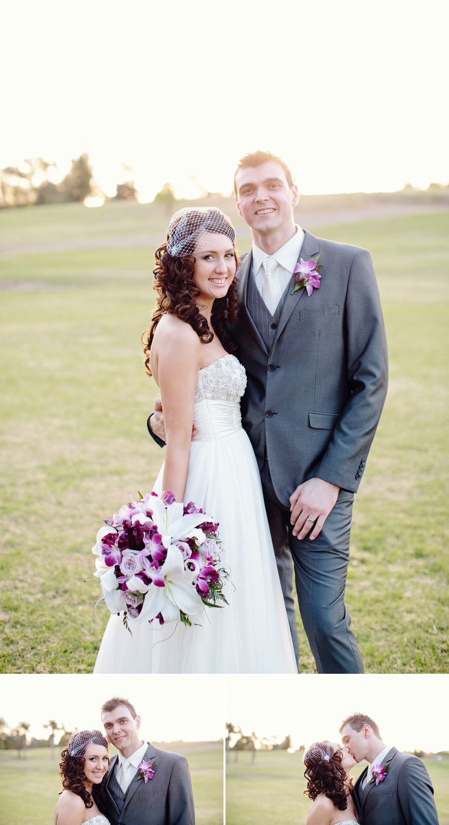 Kurrajong Wedding Photographers: Bridal portrait