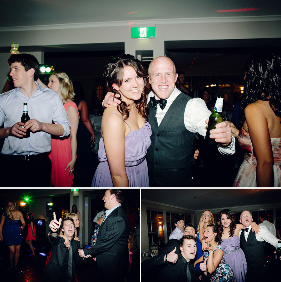 Modern Wedding Photographer: Party