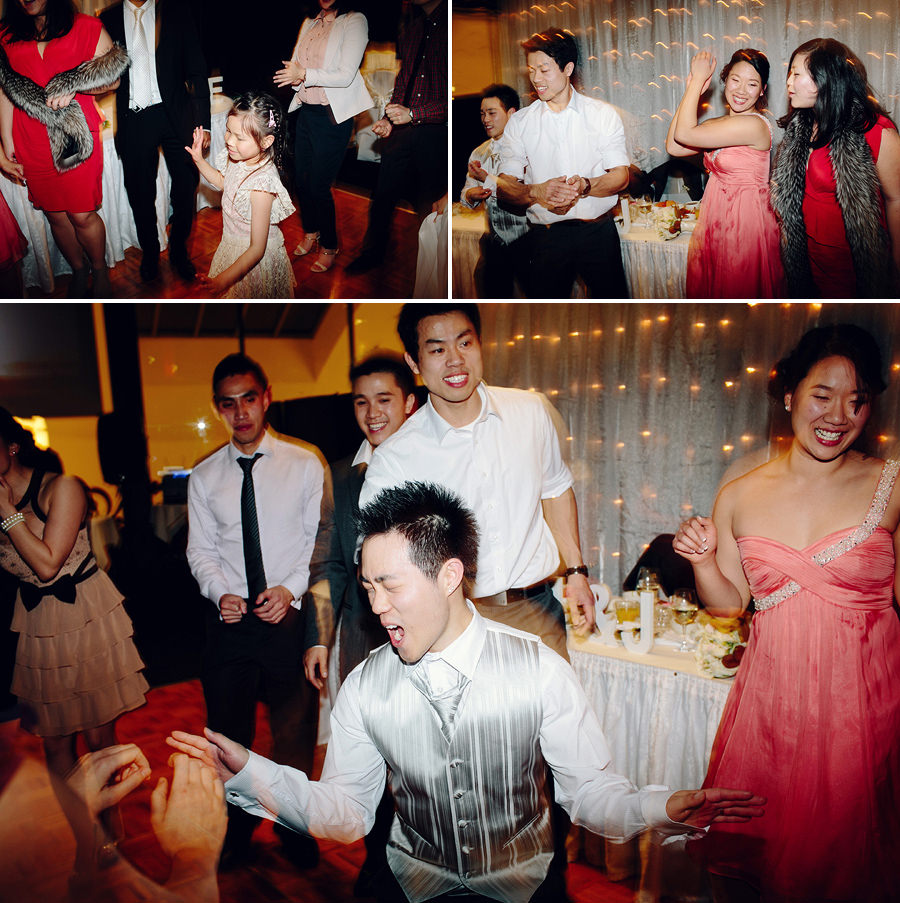 Modern Wedding Photographers: Crazy dancefloor