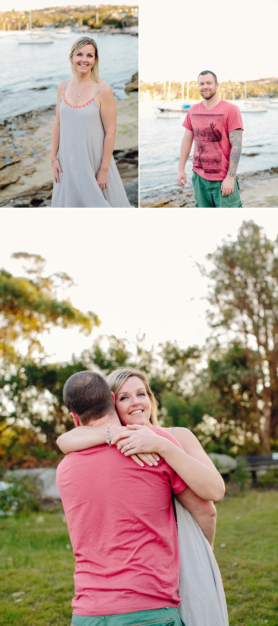 Nielsen Park Engagement Photography