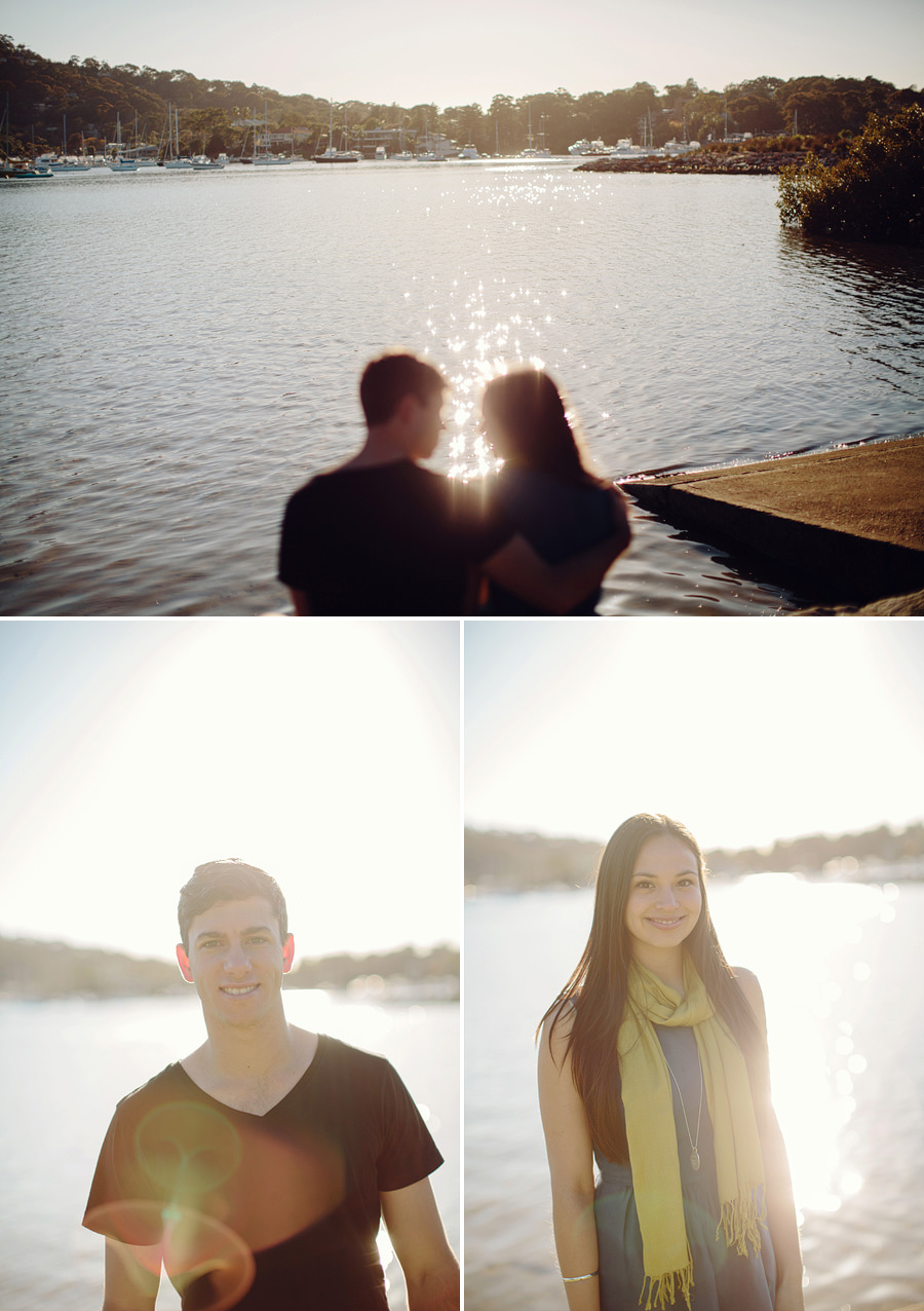 Northern Beaches Wedding Photographers: Bayview Engagement Session