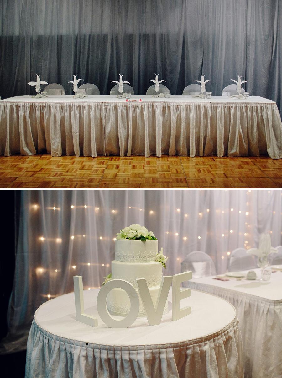 Rhodes Phoenix Wedding Photographers: Wedding cake