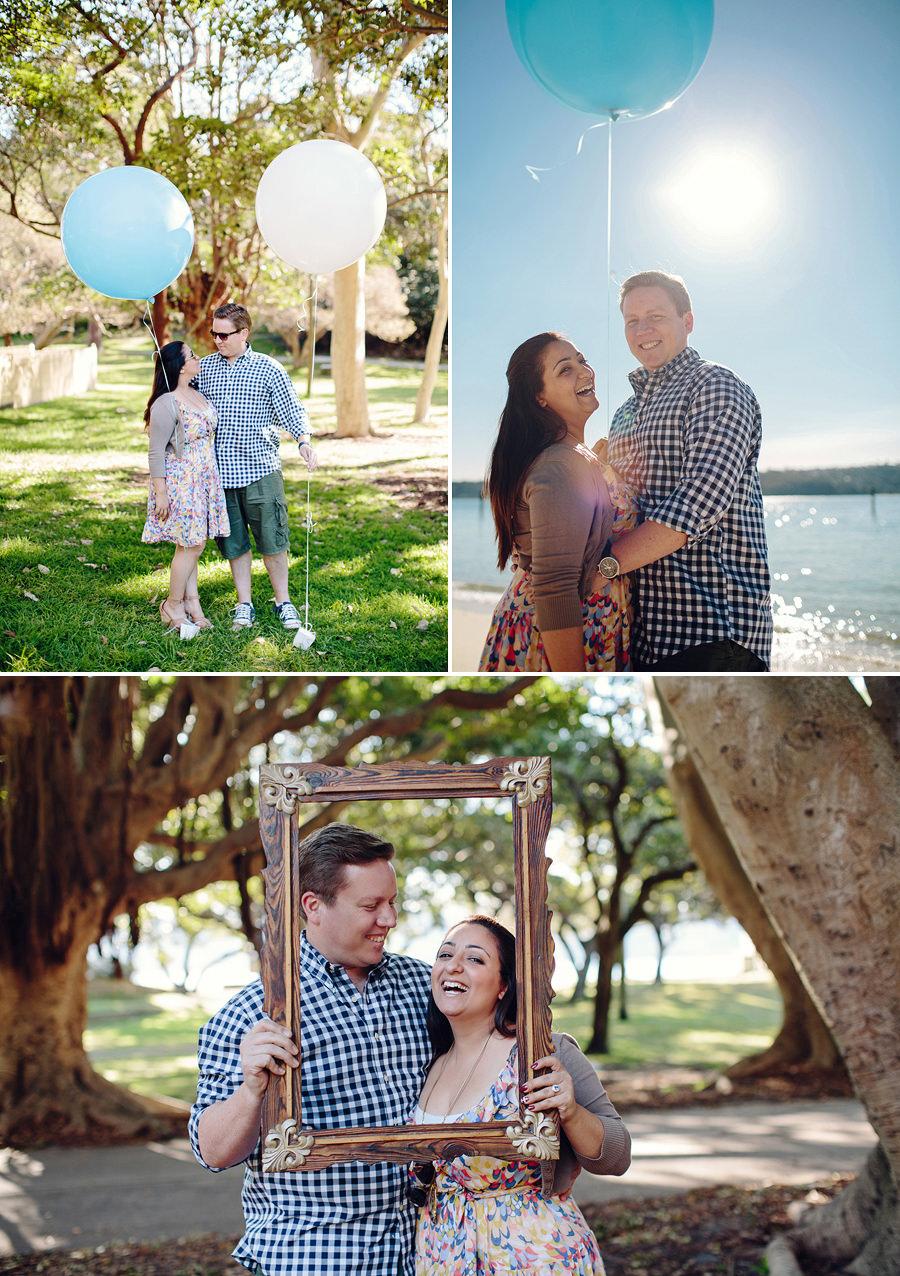 Sydney Engagement Photographer: Themelina & Daniel
