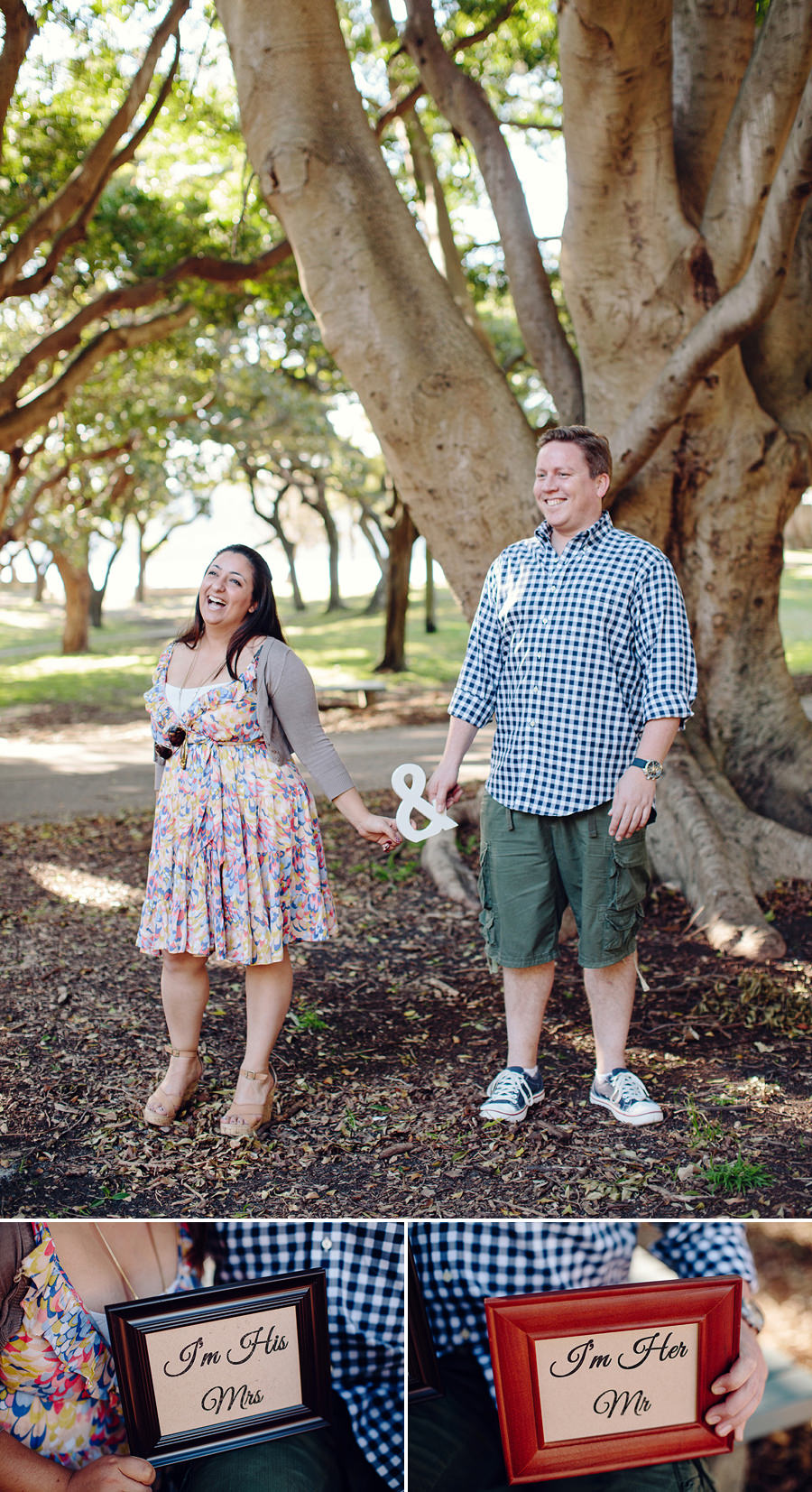 Sydney Engagement Photographers: Vaucluse engagement session