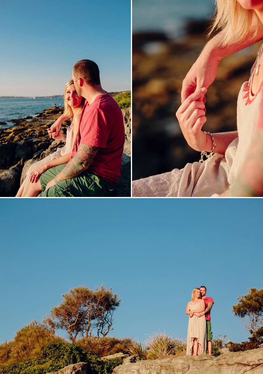 Sydney Engagement Photography