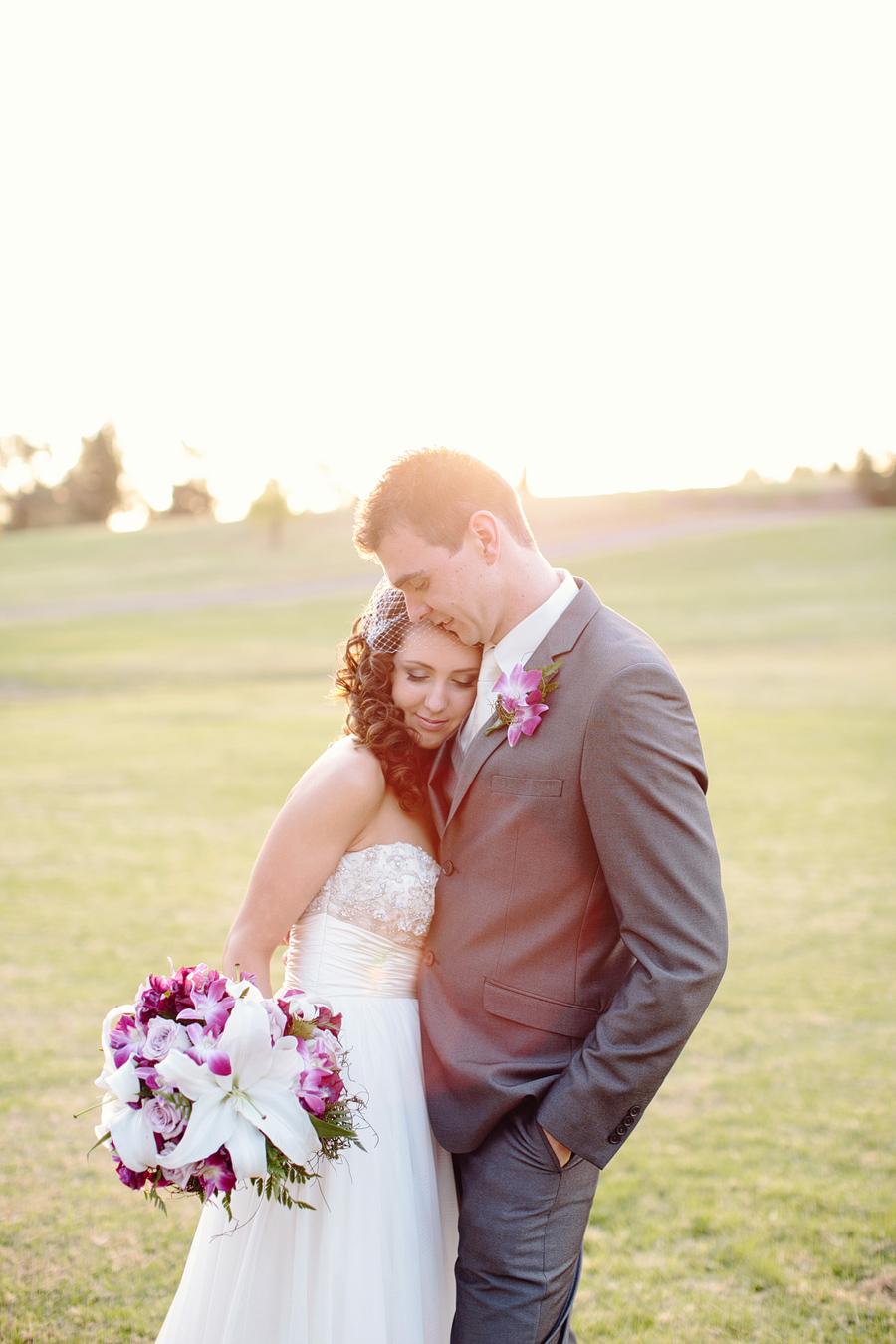 Sydney Wedding Photographers: Couple portrait