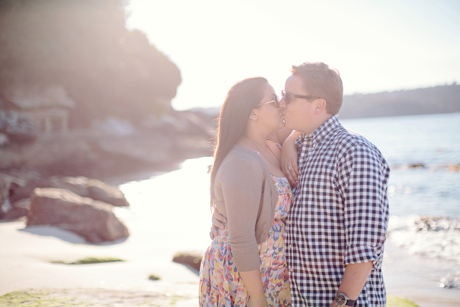 Sydney Wedding Photography: Vaucluse Engagement Session