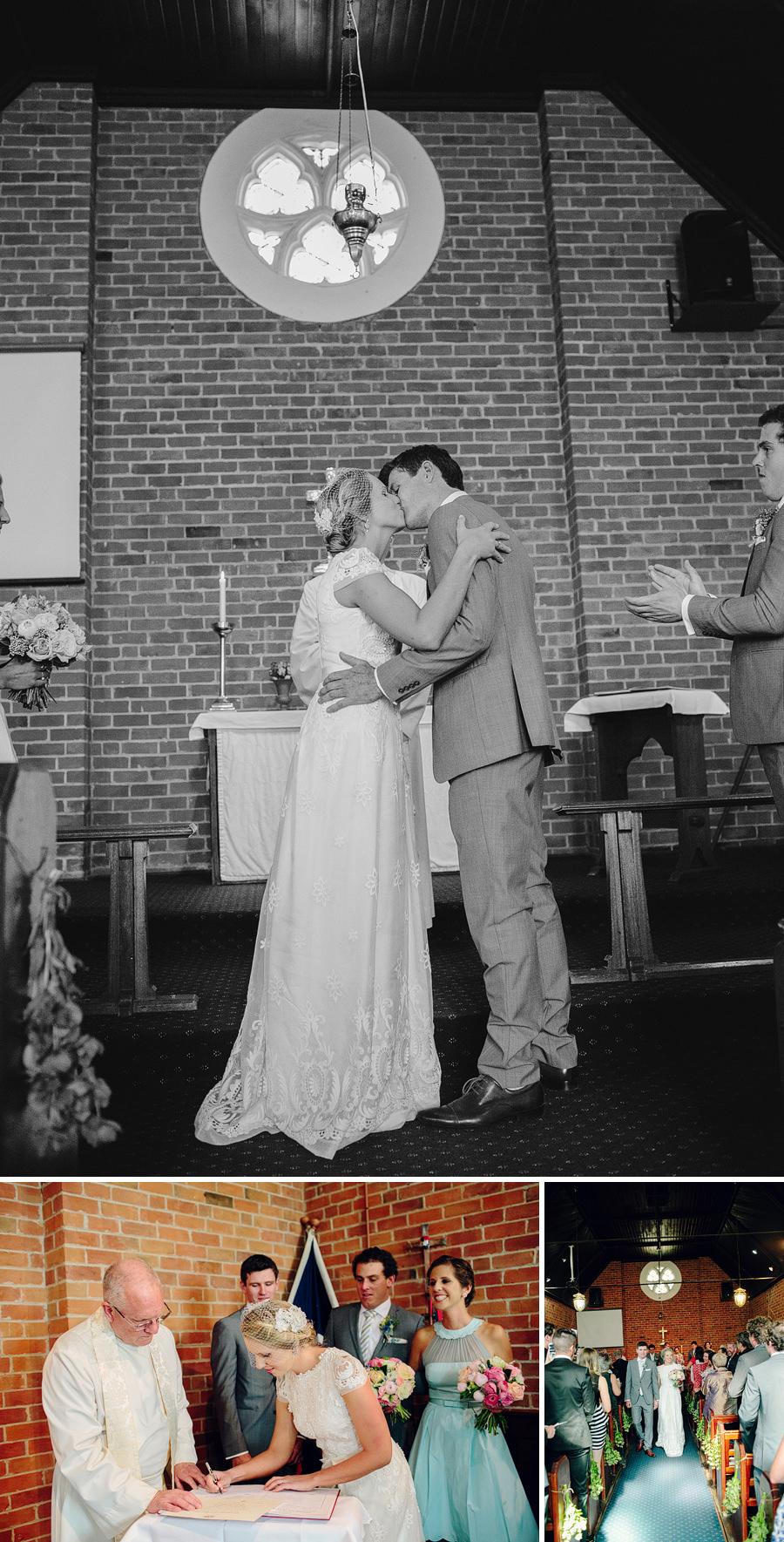 All Saints College Bathurst Wedding Photographers