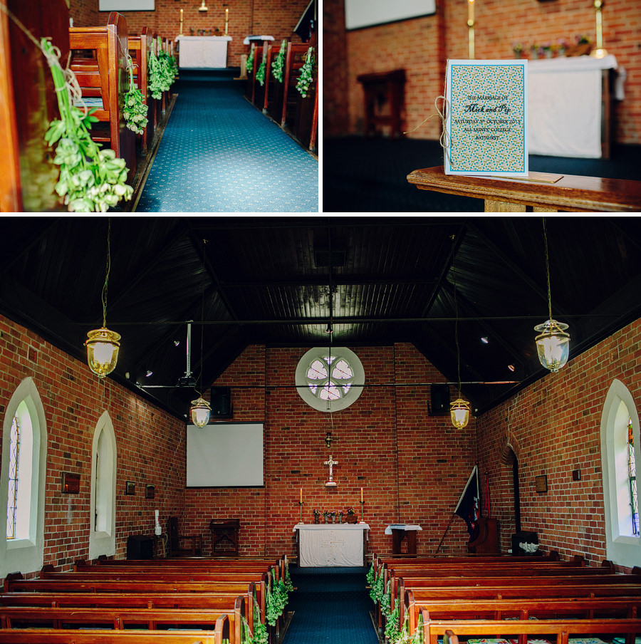 All Saints College Wedding Photographers