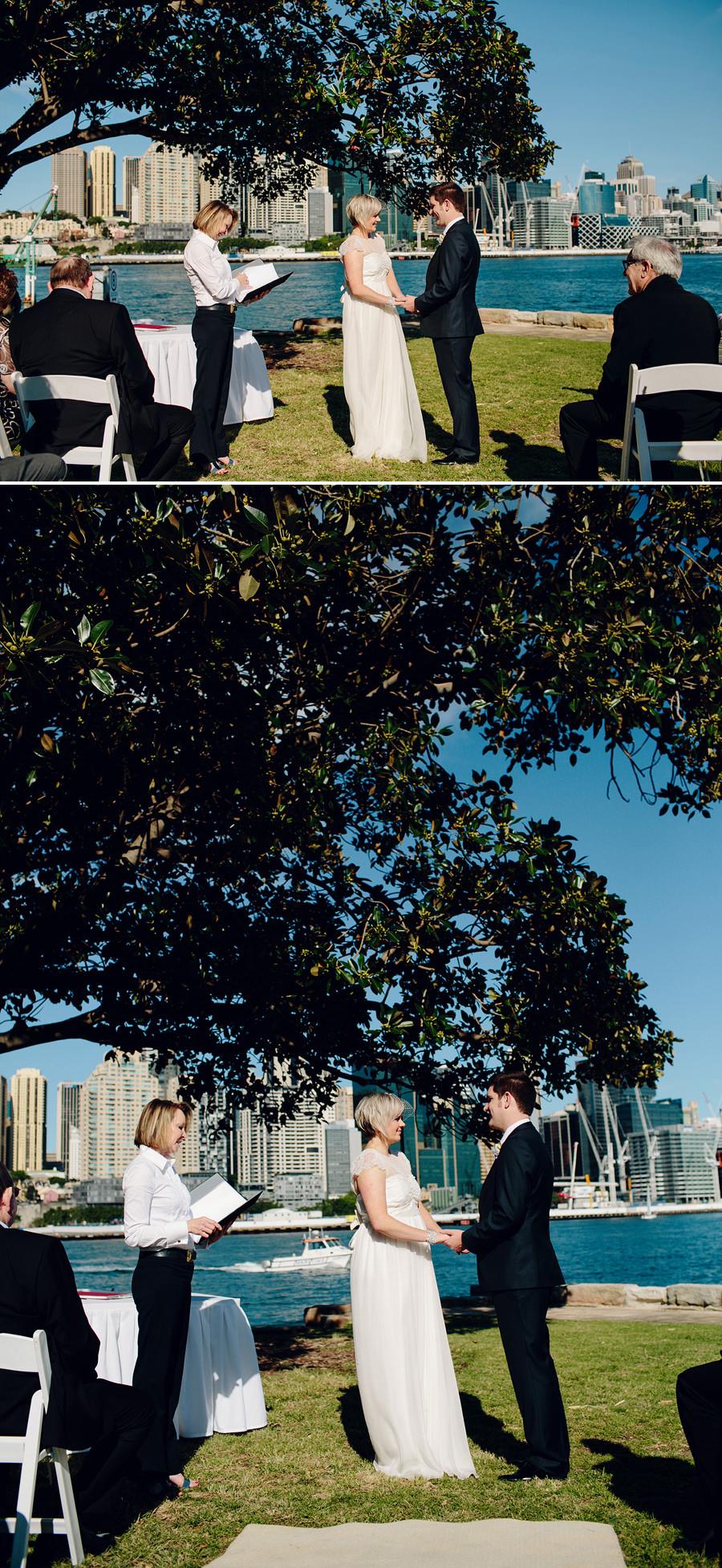 Balmain Wedding Photographer: Ceremony