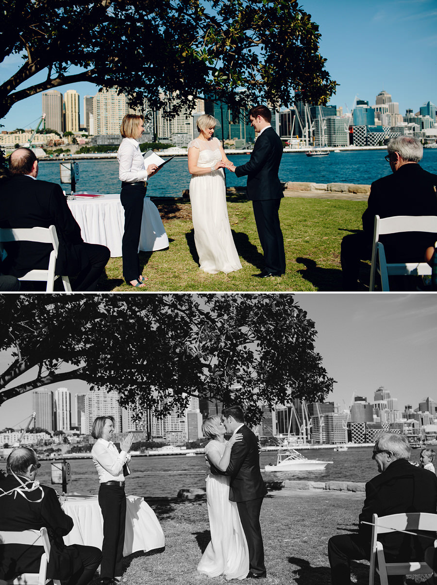 Balmain Wedding Photographers: Ceremony