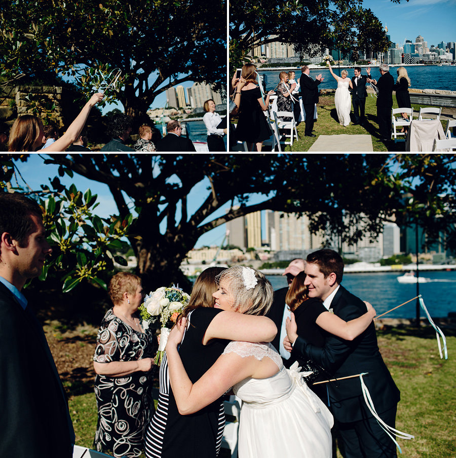 Balmain Wedding Photography: Ceremony