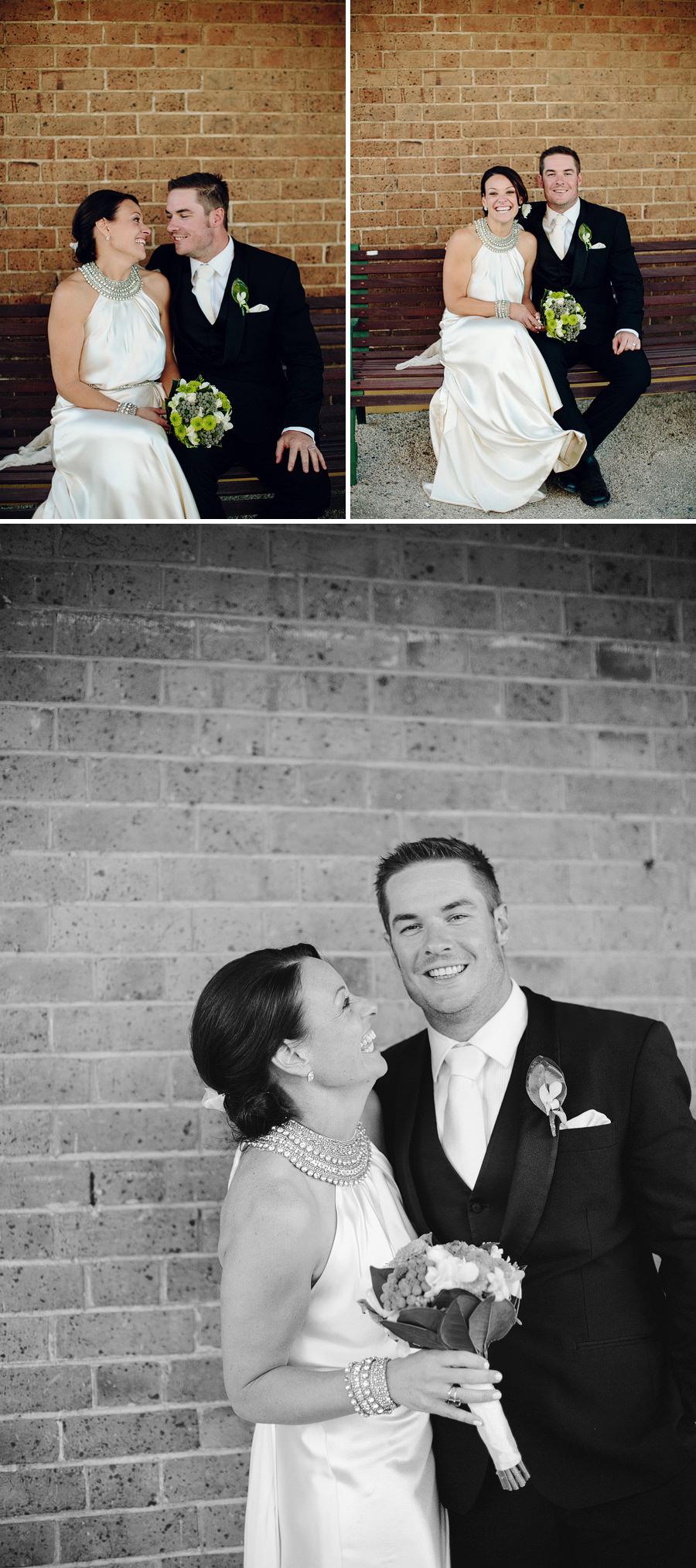 Bathurst Wedding Photographer: Bridal Party Portraits